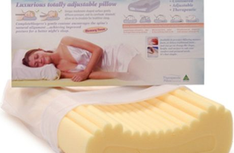 Darling Corner Osteopathy Therapeutic Pillow International