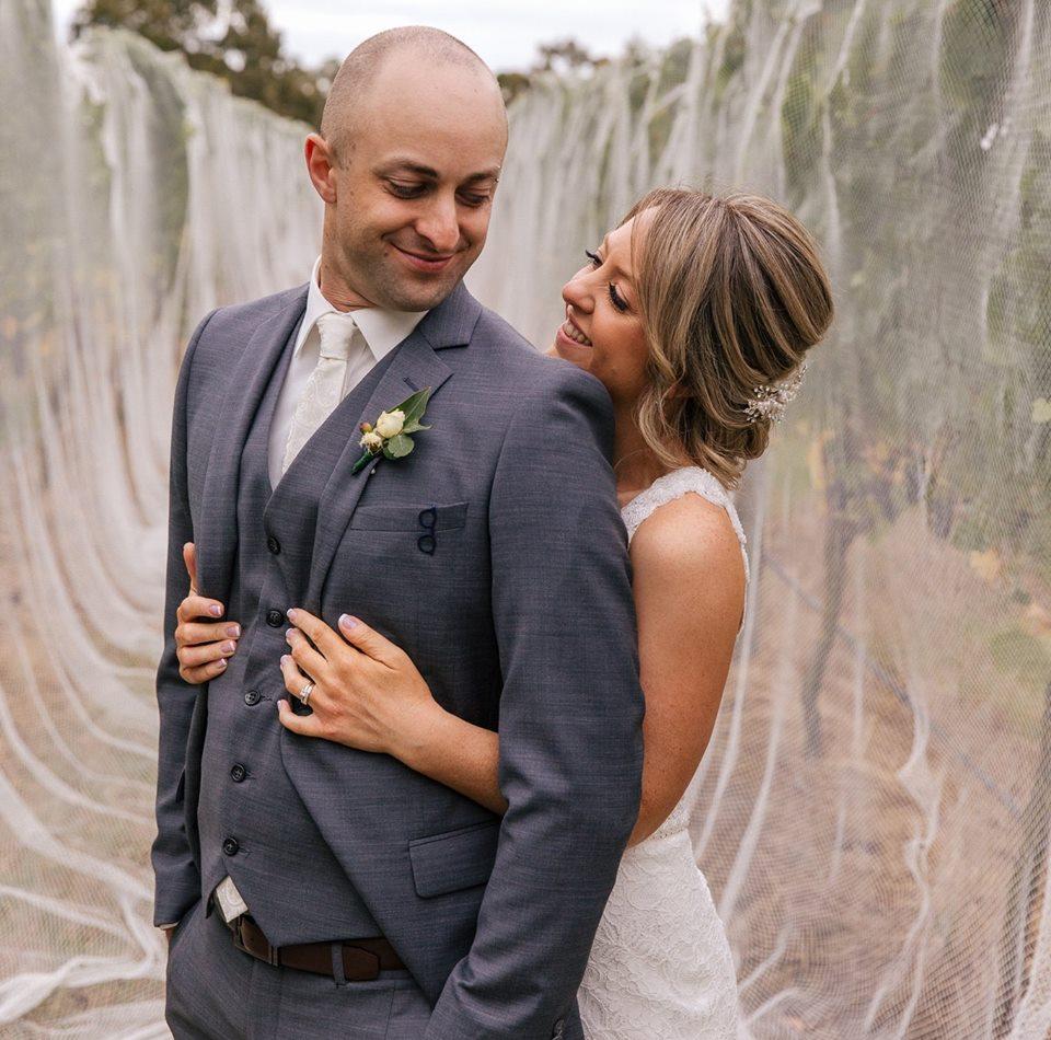 Darling Corner Osteopathy - Jess Cox On Her Wedding Day