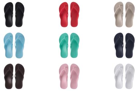 Darling Corner Osteopathy Archies Footwear