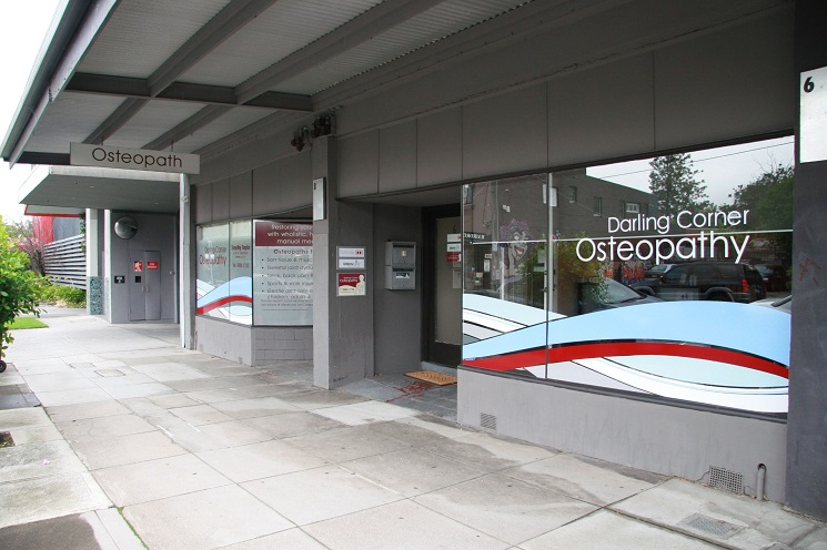 Darling Corner Osteopathy - Outside Centre